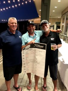 2021 golf tournament winners