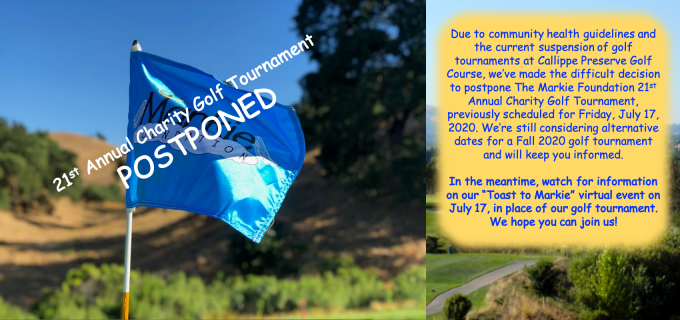 The Markie Foundation Charity Golf Tournament
