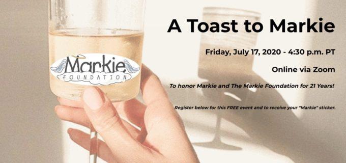 A Toast to Markie